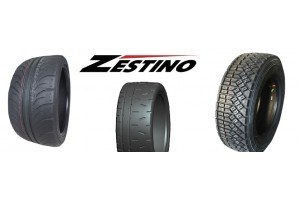 Zestino Rally Gravel Circuit Tyres